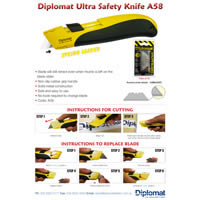 A58 Ultra Safety Knife