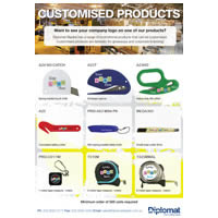 Customised Promotional Products