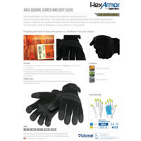 HexArmor General Search & Duty Glove - 4045