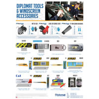 Auto Glass Tools & Windscreen Accessories