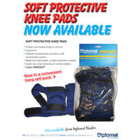 Soft Protective Knee Pads
