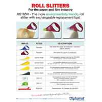 Roll Slitters For The Paper & Film Industry