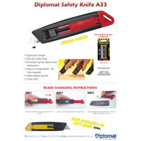 A33 Safety Knife